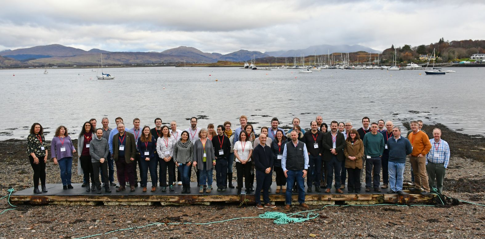 Oban hosts COMPASS annual meeting - COMPASS Project Blog Article
